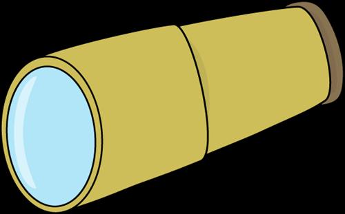pirate telescope clipart - photo #47